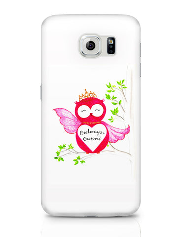 Samsung Galaxy S6 Covers | Owl ways Owesome Samsung Galaxy S6 Covers Online India