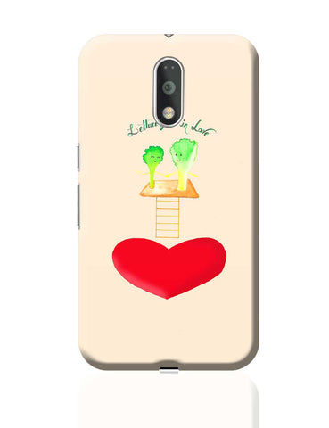 Lettuce Love Moto G4 Plus Online India
