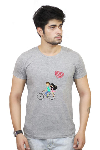 Buy Best Friend Couple T-Shirts Online India | Best Friend Couple T-Shirt | PosterGuy.in
