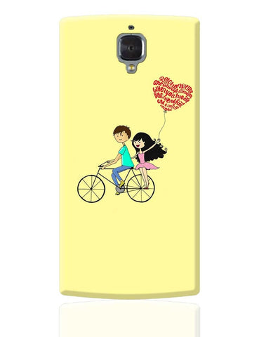 Best Friend Couple OnePlus 3 Cover Online India