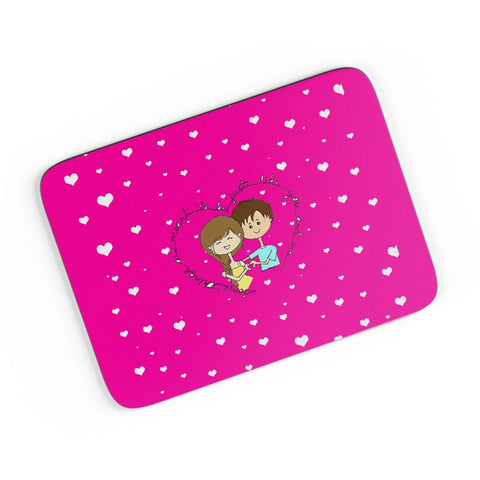 You N Me A4 Mousepad Online India