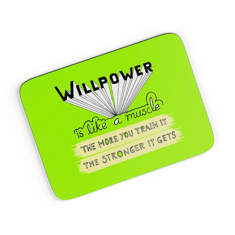 Willpower A4 Mousepad Online India