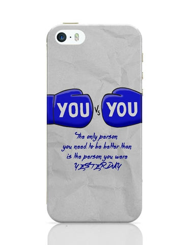 iPhone 5 / 5S Cases & Covers | You Vs. You iPhone 5 / 5S Case Cover Online India
