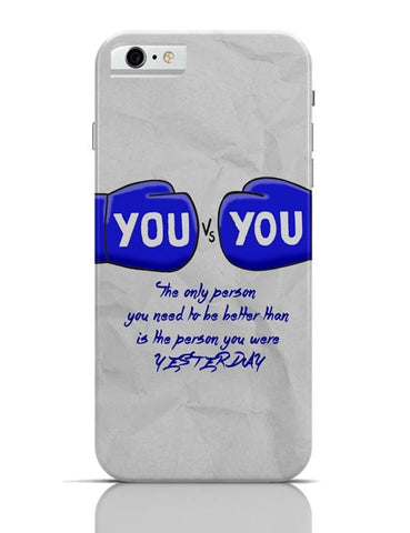 iPhone 6/6S Covers & Cases | You Vs. You iPhone 6 / 6S Case Cover Online India