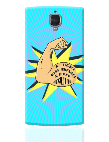 I Make Results OnePlus 3 Cover Online India