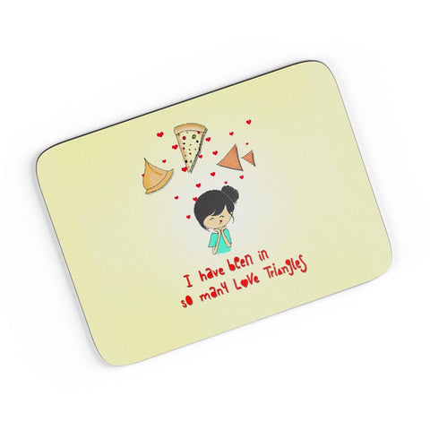 Food Love A4 Mousepad Online India