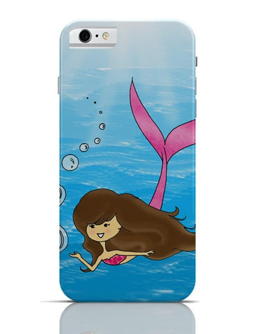 Be A Mermaid iPhone 6 / 6S Covers Cases