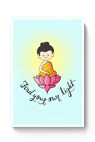 Buy Little Buddha Poster