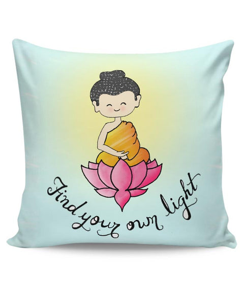 Little Buddha Cushion Cover Online India