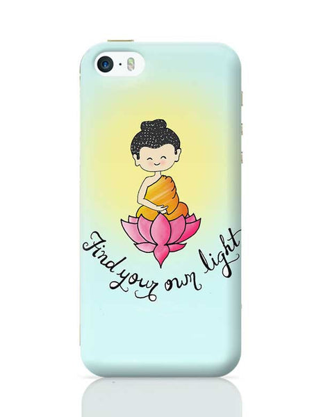 Little Buddha iPhone 5/5S Covers Cases Online India