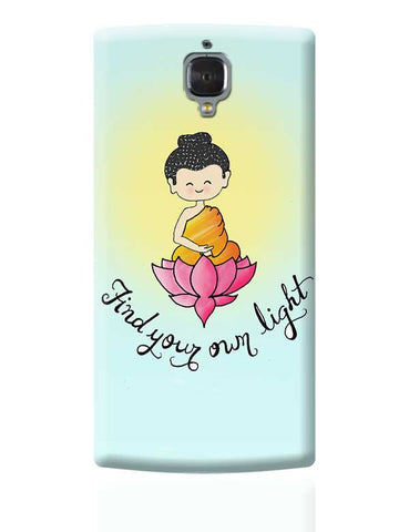 Little Buddha OnePlus 3 Covers Cases Online India