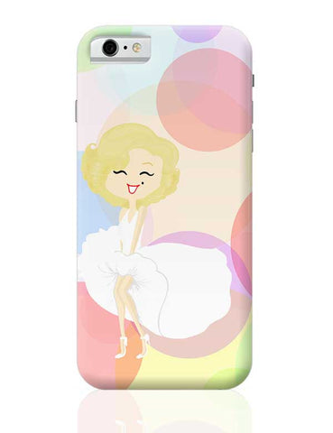 Marylin Monroe iPhone 6 / 6S Covers Cases