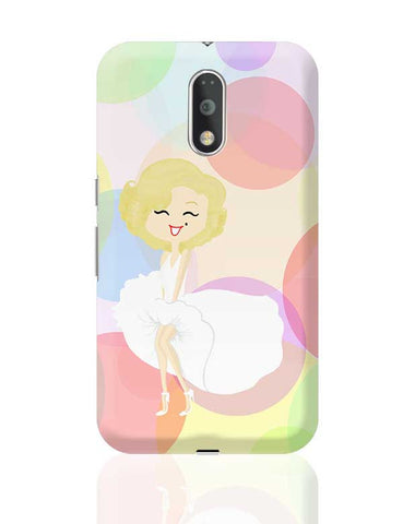 Marylin Monroe Moto G4 Plus Online India