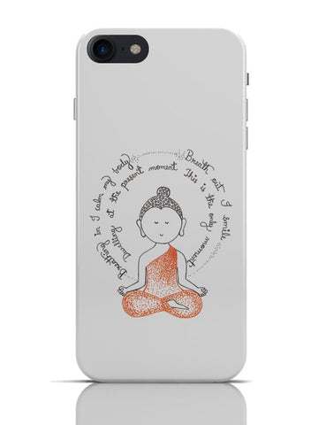 Lord Buddha Spiritual Advice iPhone 7 Covers Cases Online India