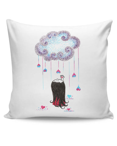 PosterGuy | The Floral Dream Illustration Cushion Cover Online India