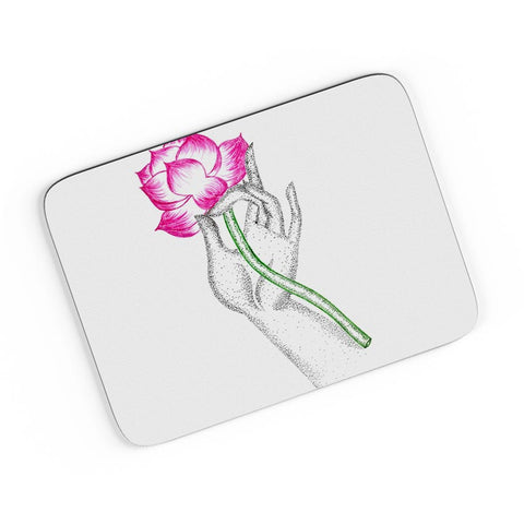 The Mystic Rose A4 Mousepad Online India