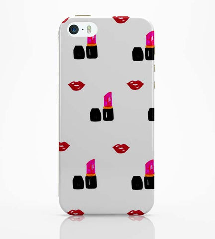 iPhone 5 / 5S Cases & Covers | Lip(S)Stick iPhone 5 / 5S Case Online India