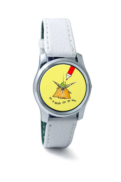 Women Wrist Watch India | Samosa Wrist Watch Online India