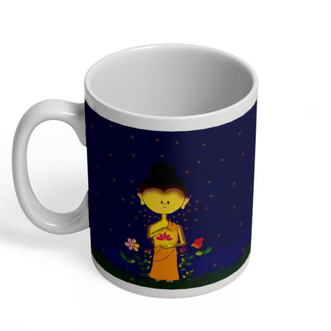 Whimsical Buddha Coffee Mug Online India