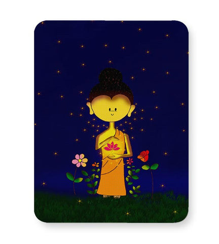 Whimsical Buddha Mousepad Online India