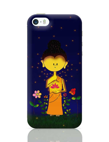 Whimsical Buddha iPhone 5/5S Covers Cases Online India