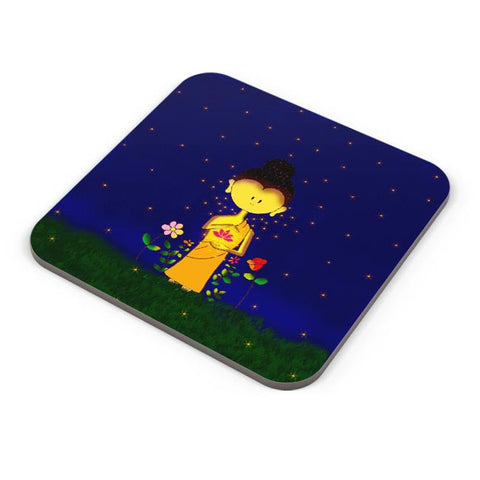 Whimsical Buddha Coaster Online India