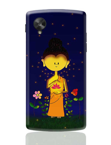 Whimsical Buddha Google Nexus 5 Covers Cases Online India