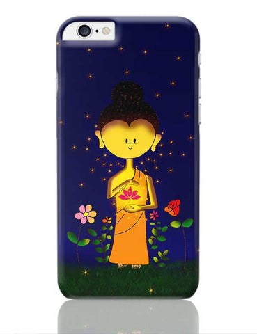 Whimsical Buddha iPhone 6 Plus / 6S Plus Covers Cases Online India