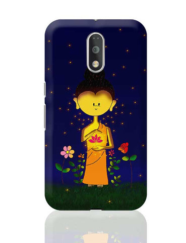 Whimsical Buddha Moto G4 Plus Online India