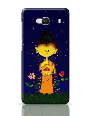 Whimsical Buddha Redmi 2 / Redmi 2 Prime Covers Cases Online India