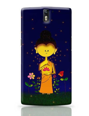 Whimsical Buddha OnePlus One Covers Cases Online India