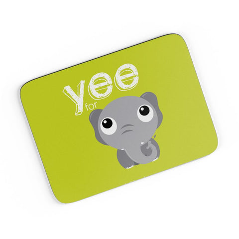 Yee For Elephant Yinglish Crash Course A4 Mousepad Online India