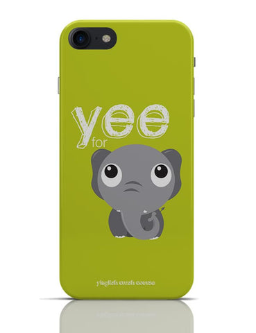Yee For Elephant Yinglish Crash Course iPhone 7 Covers Cases Online India