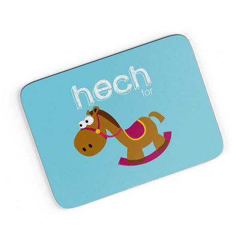 Hech For Horse Yinglish Crash Course A4 Mousepad Online India