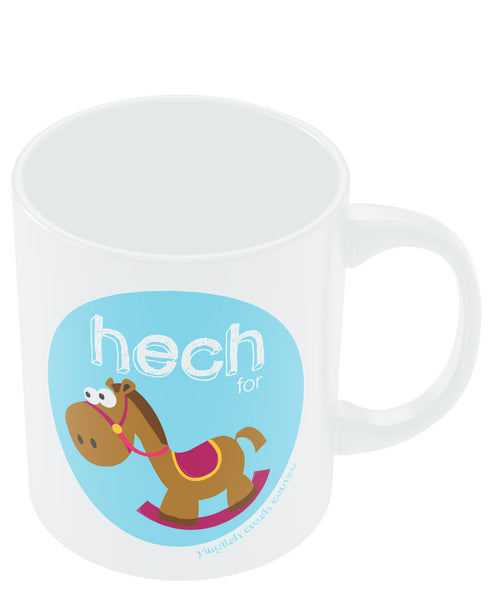 Coffee Mugs Online | Hech For Horse Yinglish Crash Course Mug Online India