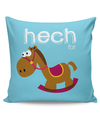 PosterGuy | Hech For Horse Yinglish Crash Course Cushion Cover Online India