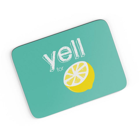 Yell For Lemon Yinglish Crash Course A4 Mousepad Online India