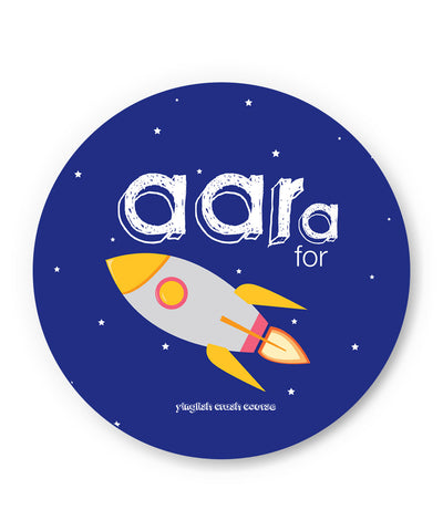 PosterGuy | Aara for Rocket Yinglish Crash Course Fridge Magnet Online India by Harjot Sokhey