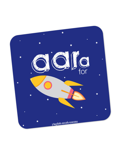 Buy Coasters Online | Aara for Rocket Yinglish Crash Course Coaster Online India | PosterGuy.in