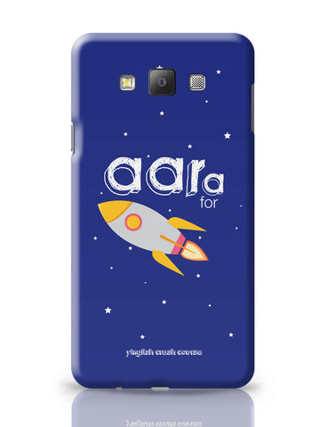 Samsung Galaxy A7 Covers | Aara for Rocket Yinglish Crash Course Samsung Galaxy A7 Covers Online India
