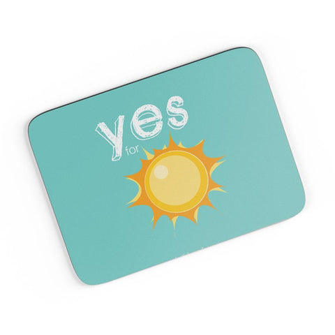 Yes for Sun  Yinglish Crash Course A4 Mousepad Online India