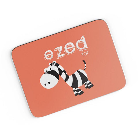 Ezed for Zebra Yinglish Crash Course A4 Mousepad Online India