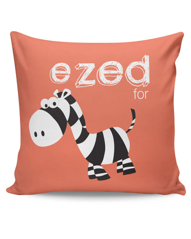 PosterGuy | Ezed for Zebra Yinglish Crash Course Cushion Cover Online India