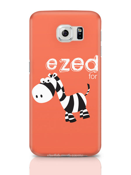 Samsung Galaxy S6 Covers | Ezed for Zebra Yinglish Crash Course Samsung Galaxy S6 Cover Online India