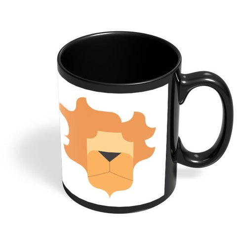 Coffee Mugs Online | Leo Black Coffee Mug Online India