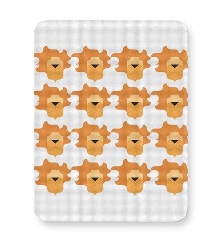 Leo Pattern Mousepad Online India