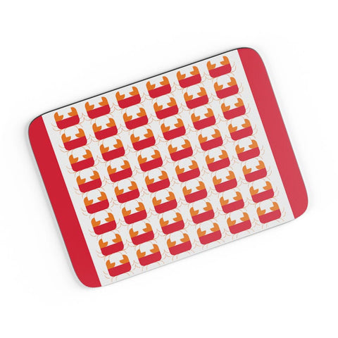 Cancer Pattern A4 Mousepad Online India