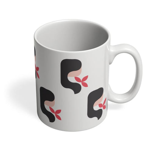Coffee Mugs Online | Virgo Pattern Coffee Mug Online India