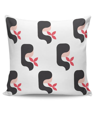 Virgo Pattern Cushion Cover Online India