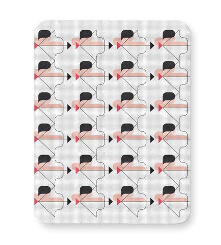 Sagittarius Pattern Mousepad Online India